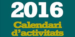 Calendario Can Caldés 2016