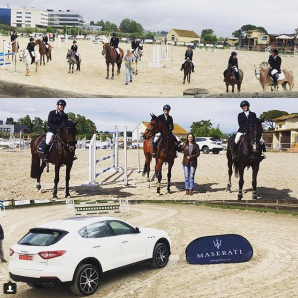 Gran éxito del CST1* celebrado en Can Caldés