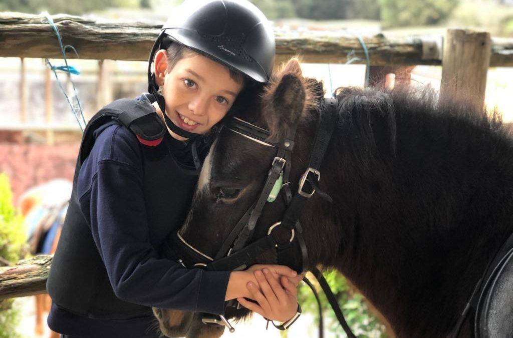 Tomás Balasch, 10 años