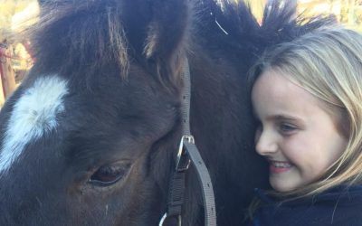 Ivana Monset, 9 años