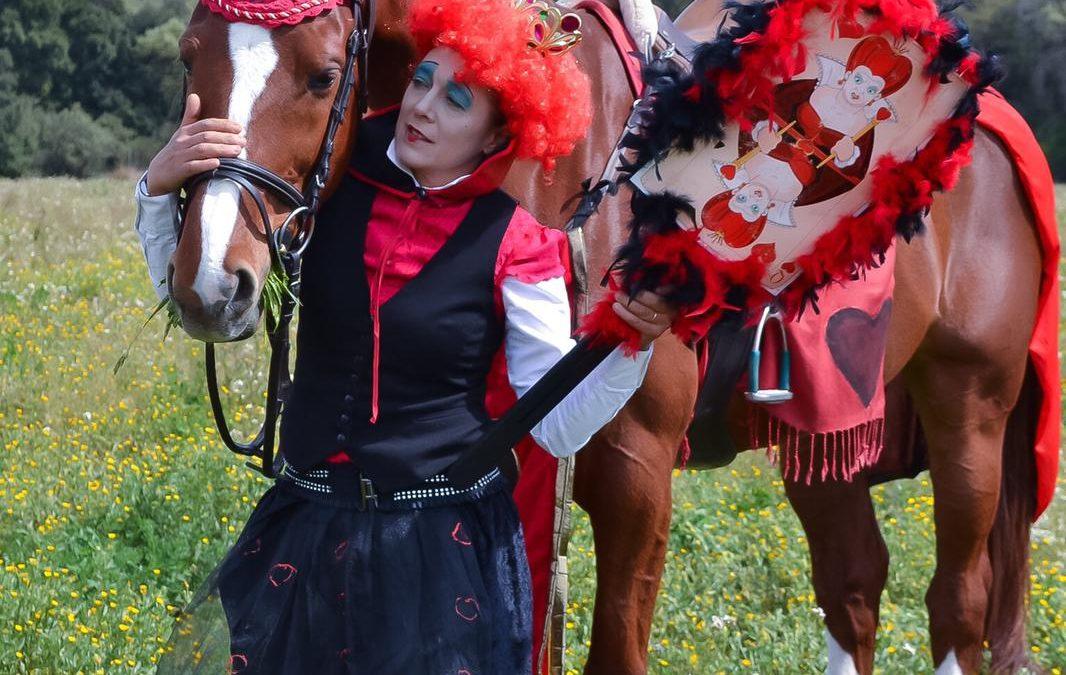 Éxito de la Liga de salto especial «Carnaval»