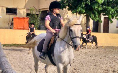 Mara Fosalba, 10 años