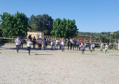 3a semana Campus equitacion Can Caldes (120)