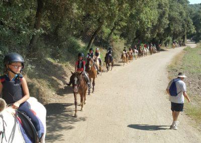 3a semana Campus equitacion Can Caldes (248)