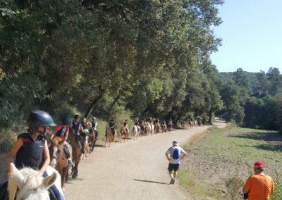 3a semana Campus equitacion Can Caldes (249)