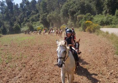 3a semana Campus equitacion Can Caldes (258)