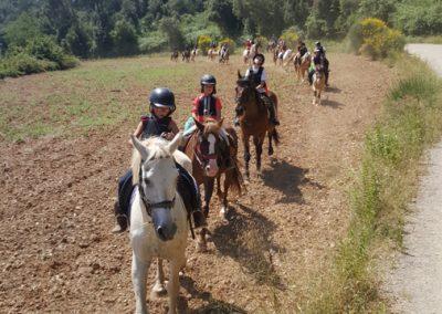 3a semana Campus equitacion Can Caldes (259)