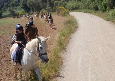 3a semana Campus equitacion Can Caldes (260)