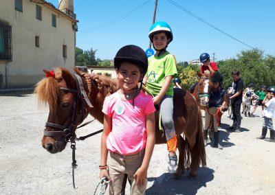 3a semana Campus equitacion Can Caldes (265)