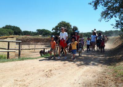 3a semana Campus equitacion Can Caldes (273)
