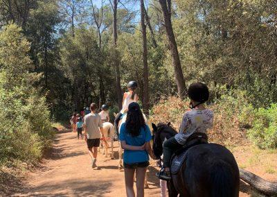 3a semana Campus equitacion Can Caldes (338)