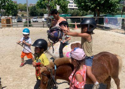 3a semana Campus equitacion Can Caldes (351)