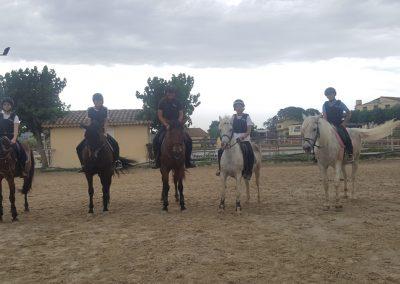 3a semana Campus equitacion Can Caldes (42)
