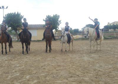 3a semana Campus equitacion Can Caldes (44)
