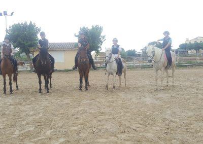 3a semana Campus equitacion Can Caldes (45)