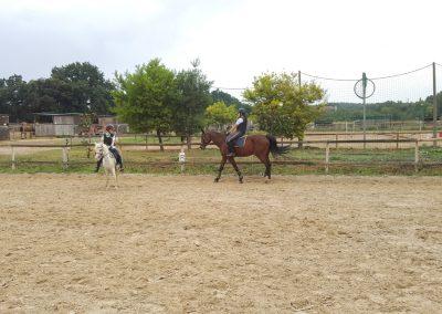 3a semana Campus equitacion Can Caldes (46)