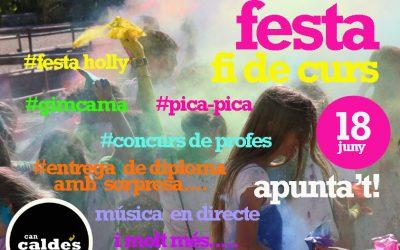 Reportaje Fotográfico: Fiesta  final  de Curso 2017